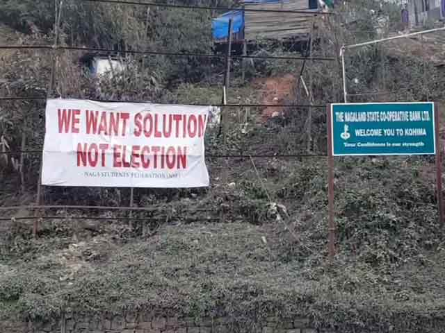 "Video : Nagaland Heads For Elections Under The Shadow Of A Missing ""Solution"""