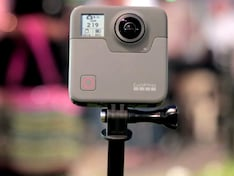 GoPro Fusion 360-Degree Action Camera Review: Best Consumer Camera For VR?