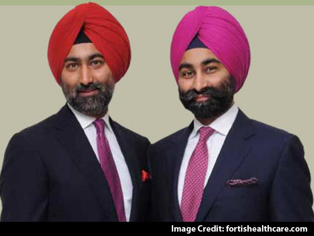 Video : Billionaire Singh Brothers Resign From Fortis Healthcare Board
