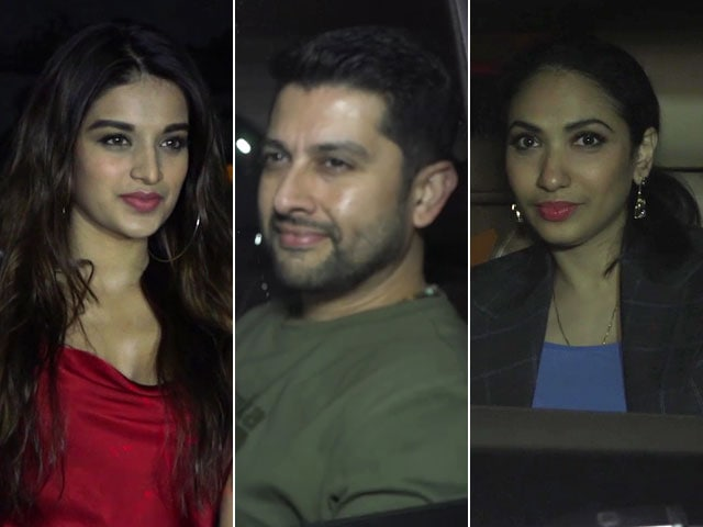Watch! B-Town Stars At The Special Screening Of Akshay Kumar's PadMan
