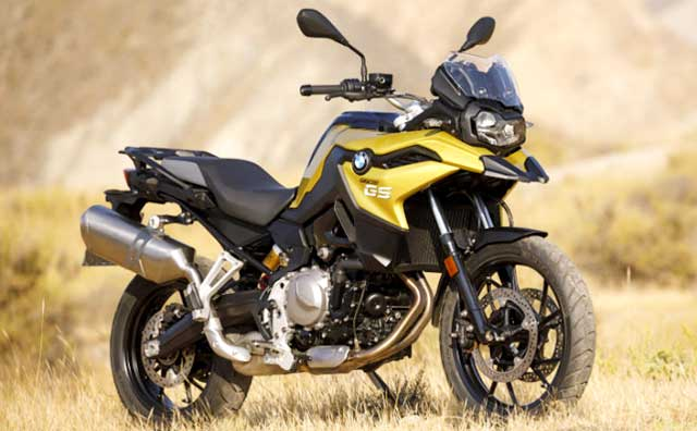 Auto Expo 2018: BMW F 750 GS, BMW F 850 GS Launched In India