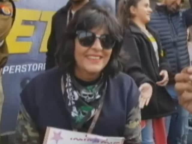Videos : रोड सेफ्टी के लिए जागरुकता बढ़े : ऑटो एक्सपो में दीपा मलिक
