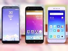 Best Smartphones Under Rs 8,000