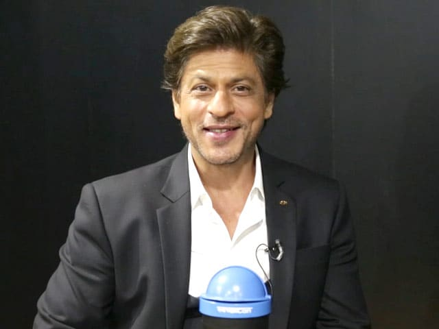 Video : Shah Rukh Khan's Appeal For Road Safety In India, 'Wear Seat Belts And Helmets Always'