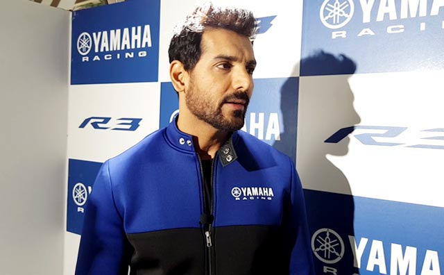 Video : In Conversation With John Abraham About Bikes And The Auto Expo 2018