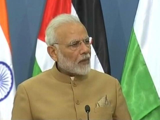 Video : PM Modi Likely To Announce Super-Specialty Hospital In Palestine Today