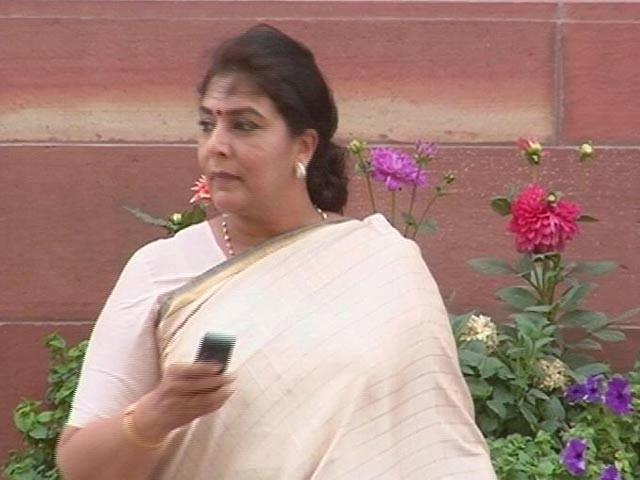 """Video : """"LLRC The New LOL, No Tax On Laughter,"""" Says Renuka Chowdhury"""