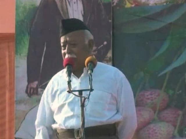 Video : युद्ध के हालात में RSS के स्वयंसेवक समाज को 2-3 दिन में तैयार कर लेंगे : मोहन भागवत
