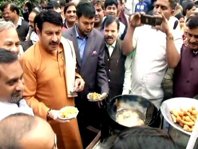 Videos : चाय के बाद अब बीजेपी ने शुरू की 'पकौड़े पर चर्चा'