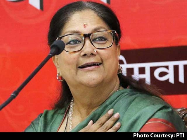 Video : In Pre-Election Budget, Rajasthan Announces Farm Loan Waiver, Tax Relief