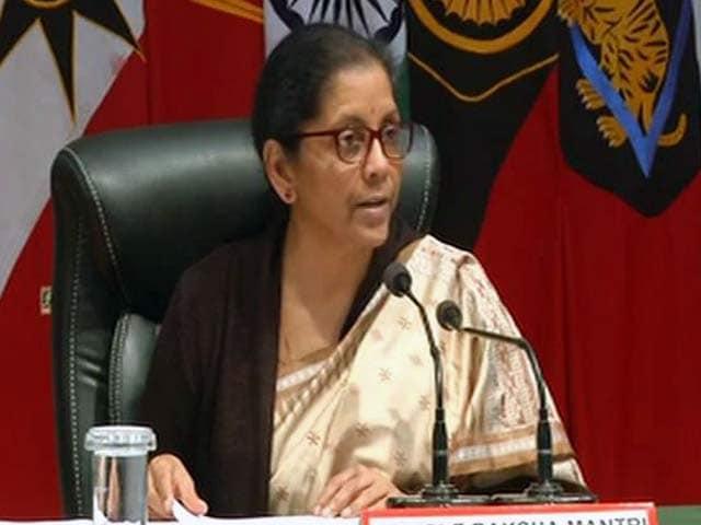 Videos : न्यूज टाइम इंडिया: रक्षा सौदे को मंजूरी, करीब 1600 करोड़ का सौदा
