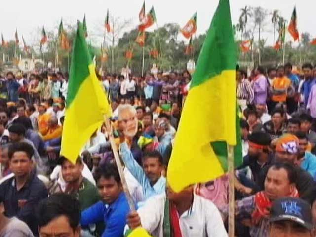 Video : Ahead Of Tripura Polls, Demand For Separate State Remains A Raw Nerve