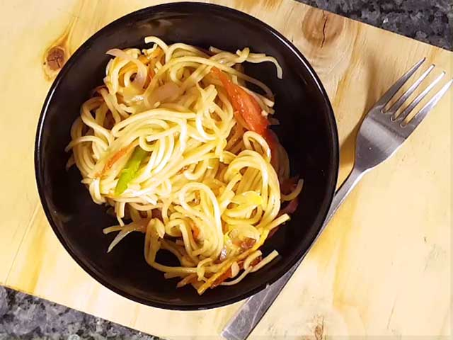 Video : Quick & Easy Noodles