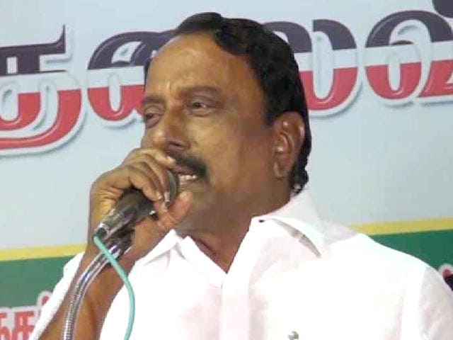 Video : Jobs Only To Those Referred By AIADMK Workers, Says Tamil Nadu Minister