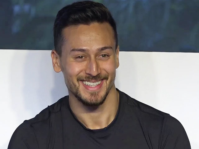 Tiger Shroff Shares His Fitness Mantra & Valentine's Day Plans