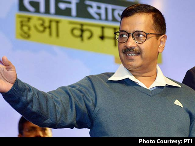 Video : To Student's Valentine's Day Wish, Arvind Kejriwal Had This Message