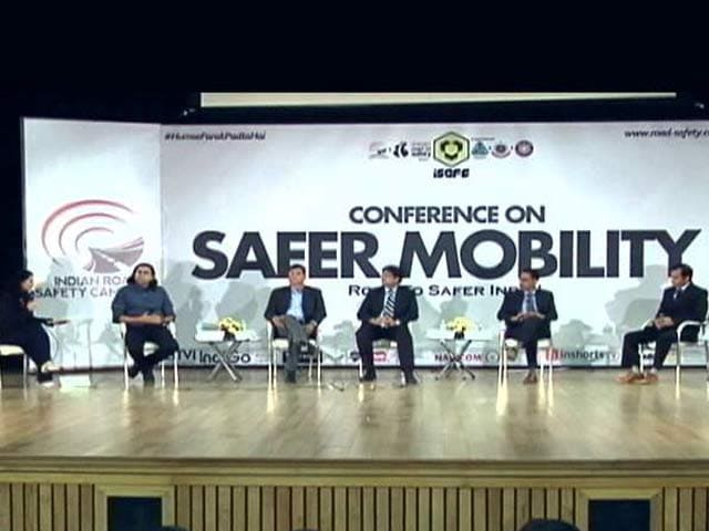 Video : How Corporates Are Working To Make India's Killer Roads Safer