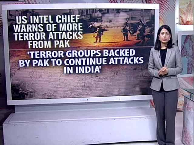 Video : US Intel: Pakistan-Supported Terror Groups To Continue Attacks In India, Develop New Nukes