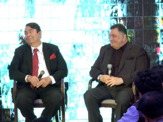 Rishi Kapoor Fondly Remembers Father Raj Kapoor