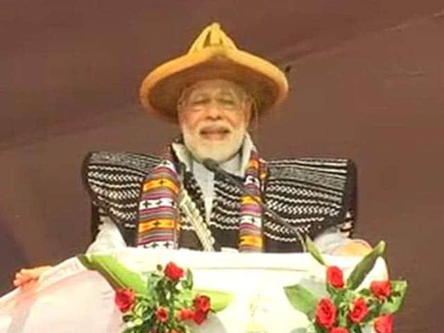 Videos : अरुणाचल में ऐसा प्रकाश फैलेगा कि देश देखेगा: पीएम मोदी