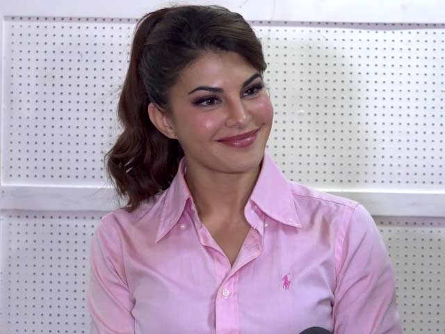 Jacqueline Fernandez On Recreating Madhuri Dixit's Ek Do Teen