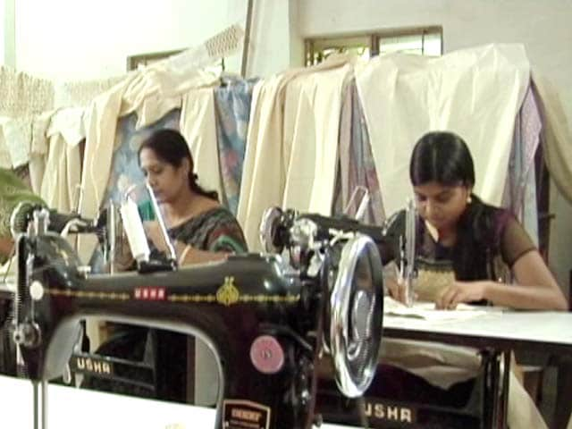 Video : Stitching Dreams Of The Rural Women