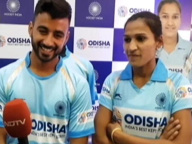 Videos : भारतीय हॉकी टीम के कप्तानों से एनडीटीवी की खास बातचीत