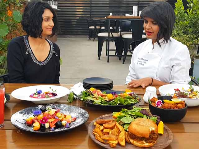 Video : Feeding Frenzy: A Soulful Brunch With Chef Radhika