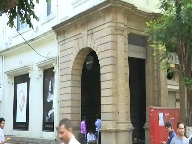 Video : ED Raids At Nirav Modi's Mumbai Boutique