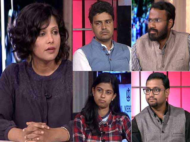 Video : Why JNU Students Are Fighting Against Its Vice Chancellor