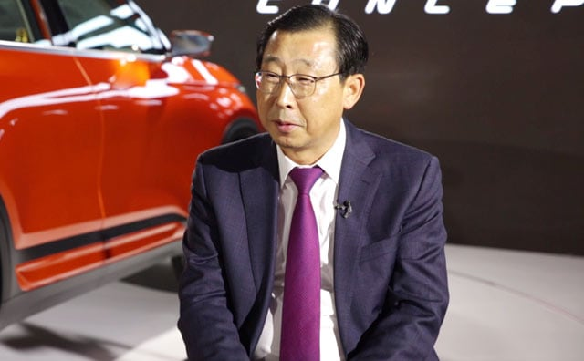 Video : In Conversation With Han Woo Park, CEO & President, KIA Motors