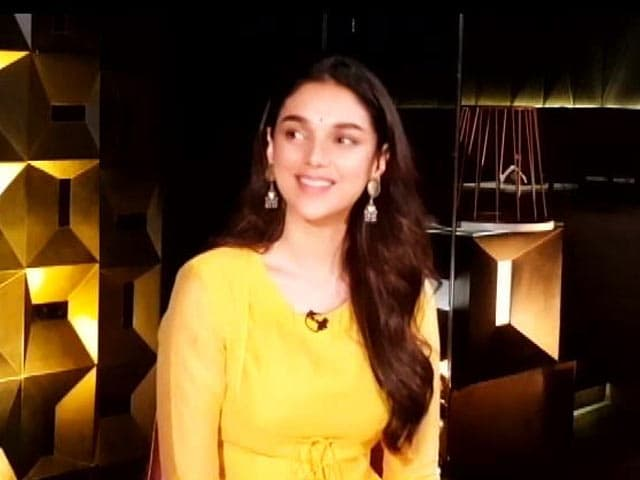 Video : Aditi Rao Hydari On Playing Mehrunisa In Bhansali's <i>Padmaavat</i>