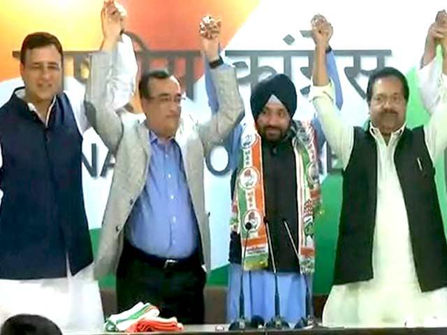 Video : BJP छोड़ कांगेस में लौटेंगे अरविंदर सिंह लवली