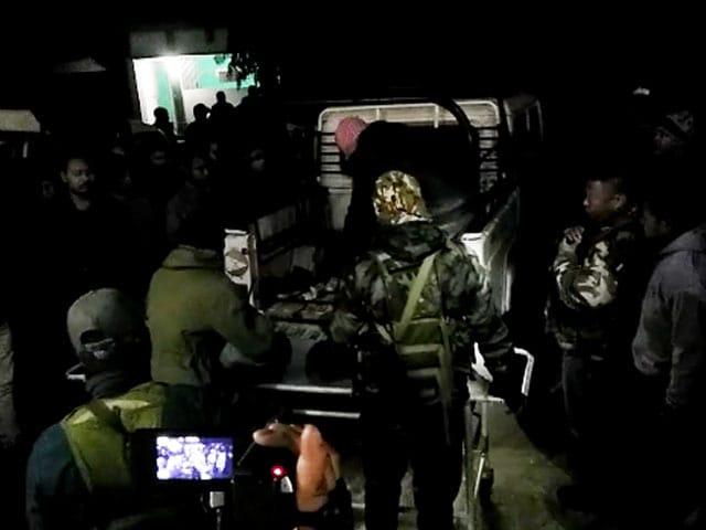 Video : NCP Candidate Jonathone N Sangma Killed By Terrorists In Meghalaya