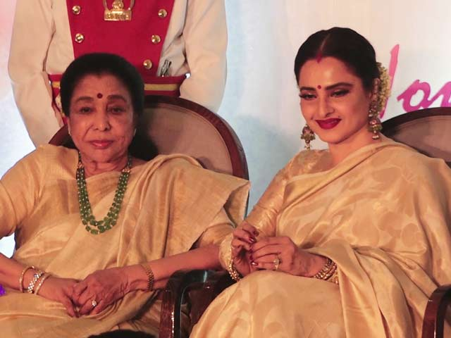 Watch! Asha Bhosle's Speech At Yash Chopra Memorial 2018