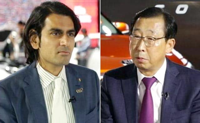 Video : In Conversation With Sumit Sawhney, Renault & Han Woo Park, KIA Motors