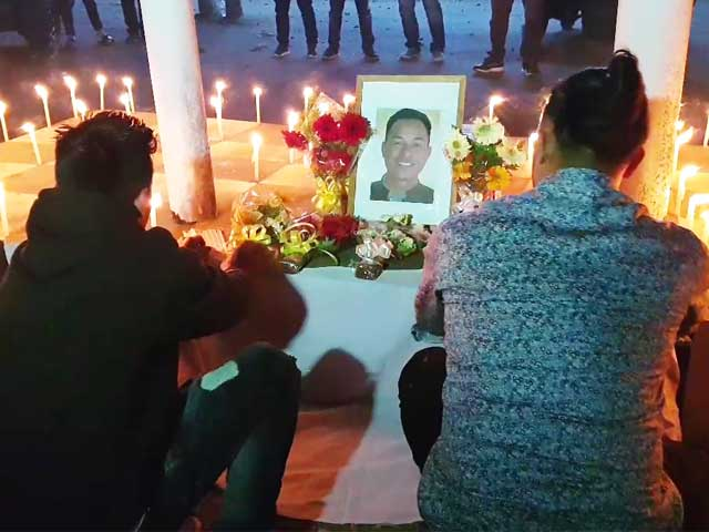 Video : Voters Worried About Safety After NCP Candidate In Meghalaya Killed