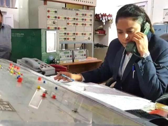 Videos : जयपुर : इस रेलवे स्टेशन को संभाल रही हैं महिलाएं