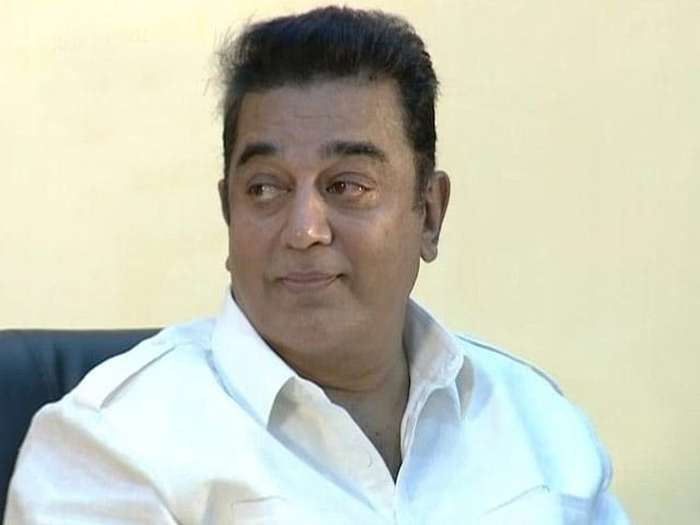 Video : As He Bets On Dravidian Politics Again, Kamal Haasan Says He Will Succeed