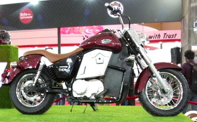 Video : UM Renegade Thor First Look
