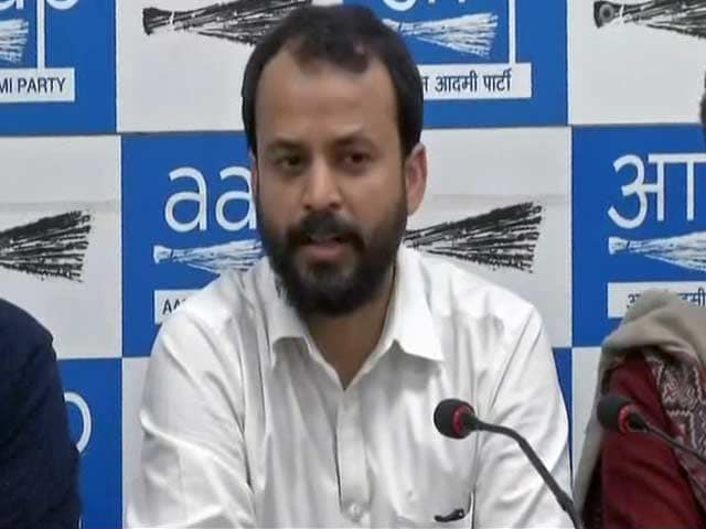 Video : मुख्य सचिव बदसलूकी मामला-दिल्ली पुलिस ने कोई कदम नहीं उठाया : आप