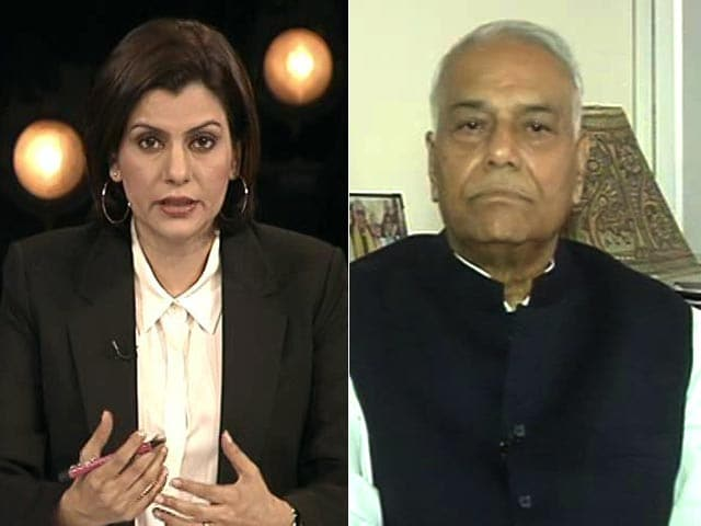 Video : PNB Case Has Dented Image Of PM Modi's Government: Yashwant Sinha