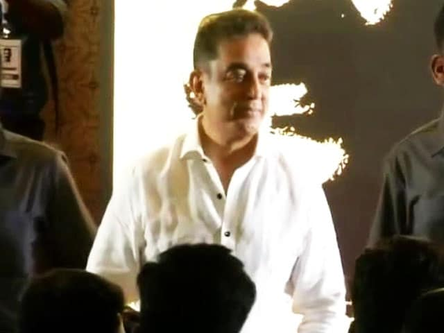Video : From Kalam's Home To Madurai: Kamal Haasan's Blockbuster Launch