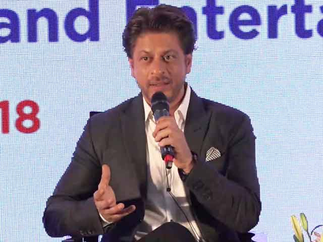 Watch! Shah Rukh Khan Speech At Magnetic Maharashtra