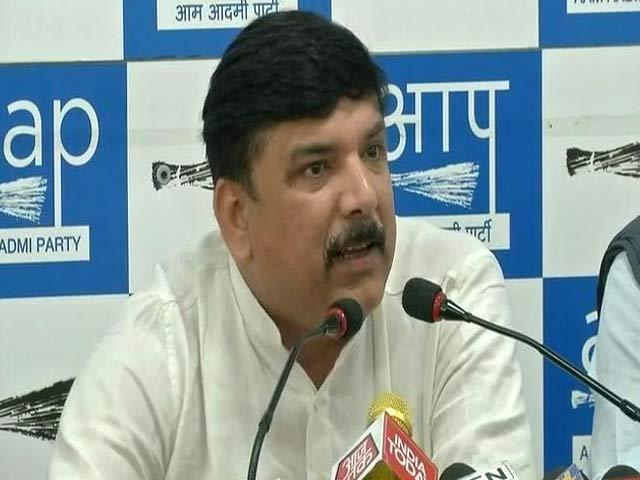 Video : AAP ने आरोपों पर कहा, ये पूरी तरह से सुनियोजित षड्यंत्र