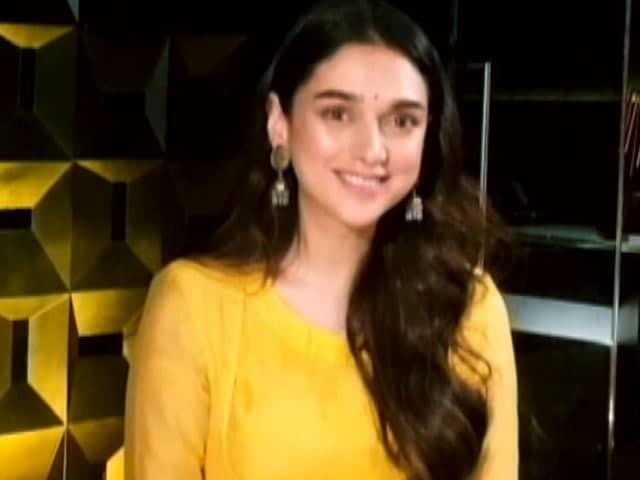 Videos : Spotlight: 'पद्मावत' को लेकर इंड्रस्टी और आम लोगों का साथ मिला: अदिति राव हैदरी