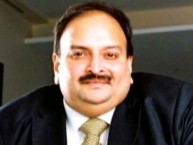 "Video : Mehul Choksi, ""Pappu of Diamond Trade"", Owns 22 Companies"