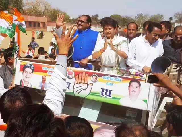 In Madhya Pradesh Bypolls, A Prestige Battle Ahead Of State Elections