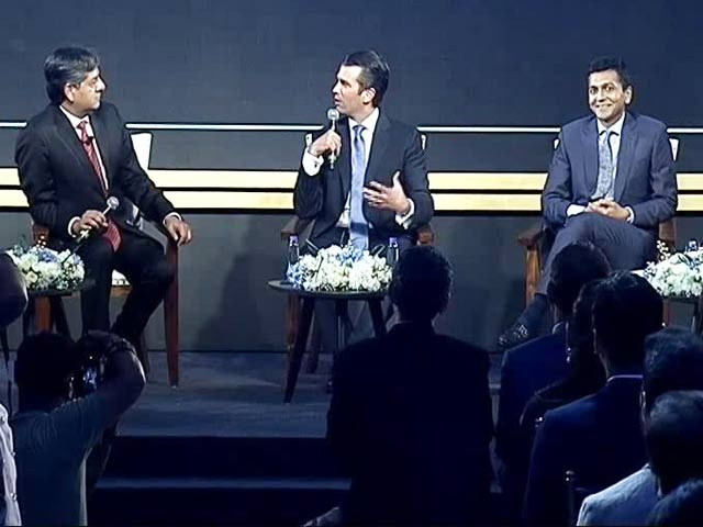 Video : Dad Being President Not Good For Business: Donald Trump Jr To NDTV