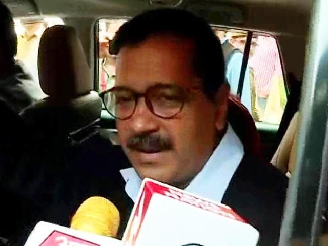 Video : Delhi Police Search Arvind Kejriwal's House In Chief Secretary Assault Case